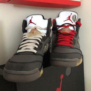 COPY - Off white Jordan 5